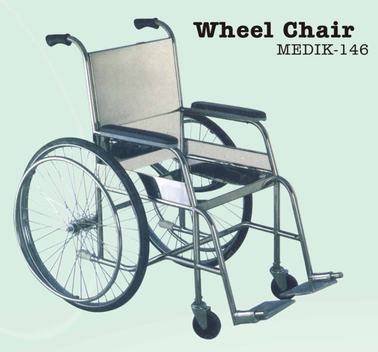 Wheel Chair MEDIK 146
